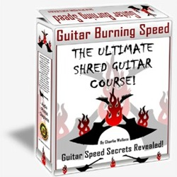 Sizzling Guitar Licks