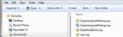 Download File in Explorer