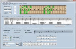 Guitar Analyzer ScreenShot